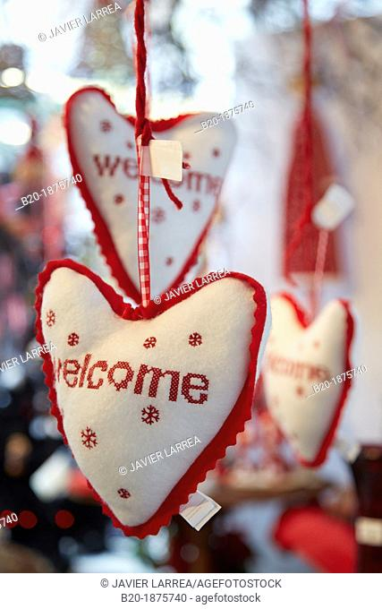 Welcome, Christmas decoration, Christmas Shopping