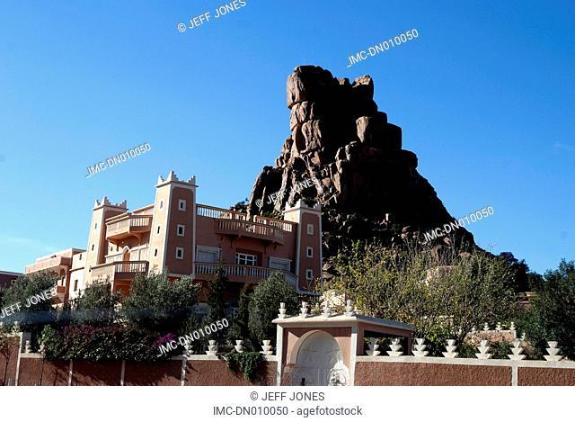 Morocco, Agard Oudad, Napoleon's hat