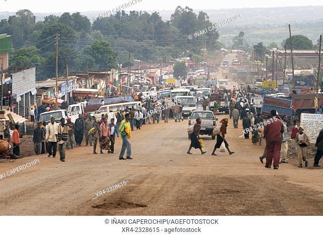 Market, Shashemene, Oromia Region, Ethiopia