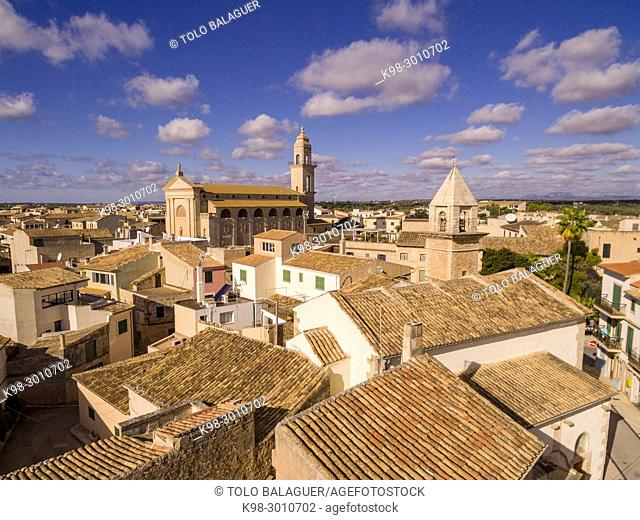 de Sant Bartomeu, Ses Salines, Mallorca, balearic islands, Spain