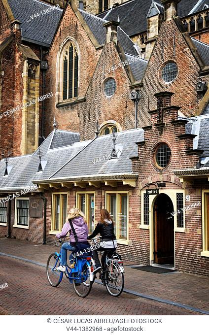 Church of Saint Bavo, Haarlem, Netherlands