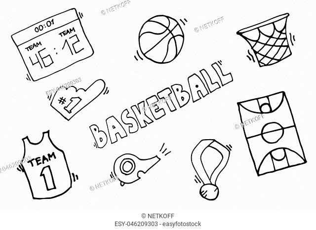 Net Basketball Jersey Stock Photos And Images