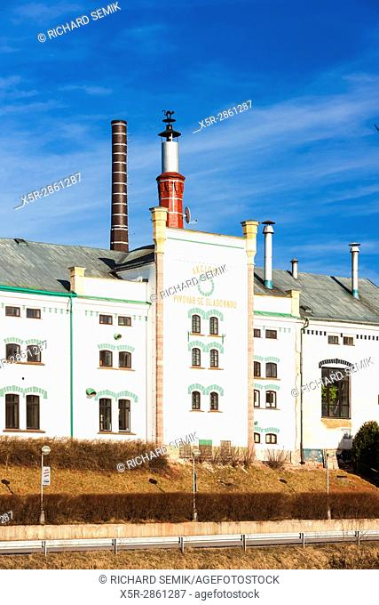 brewery of Nova Paka, Czech Republic