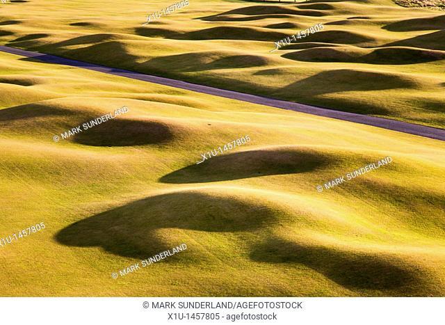Himalayas Putting Green St Andrews Fife Scotland
