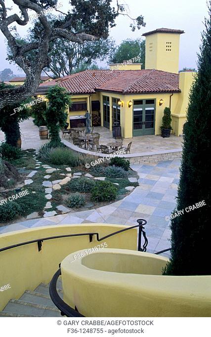 Villa Toscana, Paso Robles, San Luis Obispo County, California