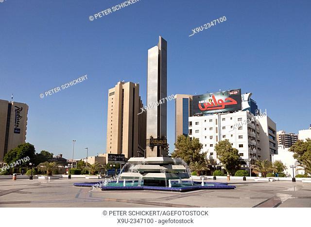 Union Square Dubai, United Arab Emirates, Asia