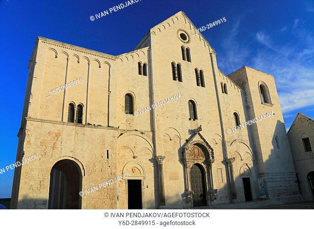 Basilica di San Nicola, Bari, Italy