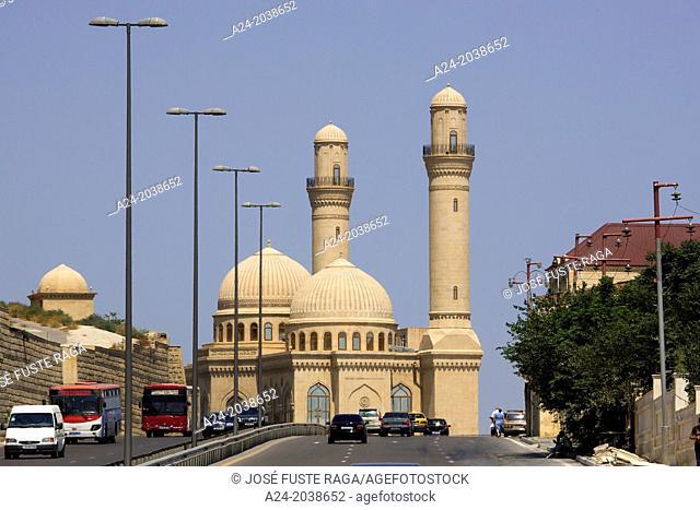 Azerbaijan , Baku City, Bibi-Heybat Mosque