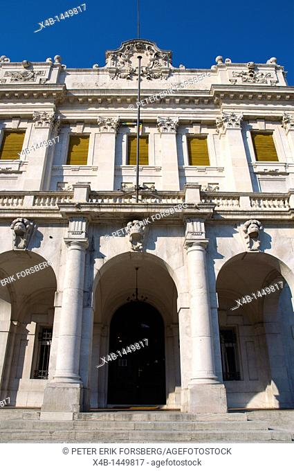 Maritime and Historical Museum in Rijeka city by Gulf of Kvarner Croatia Europe