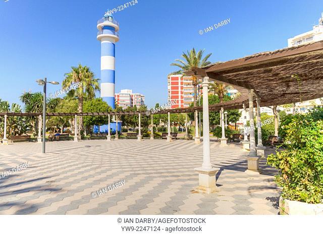 Torrox Costa on the Costa Del Sol in Spain