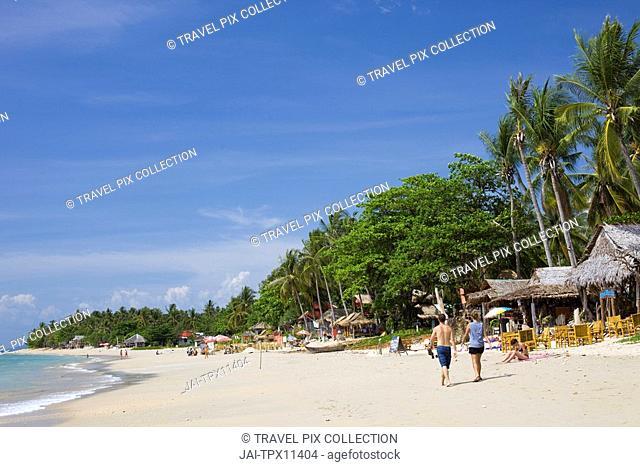 Thailand, Phang Nga Bay, Ko Lanta Island, Khong Khlong Beach