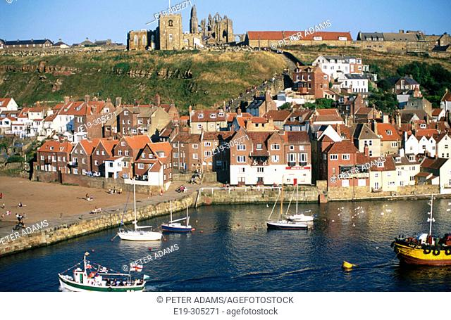 Whitby. North East England