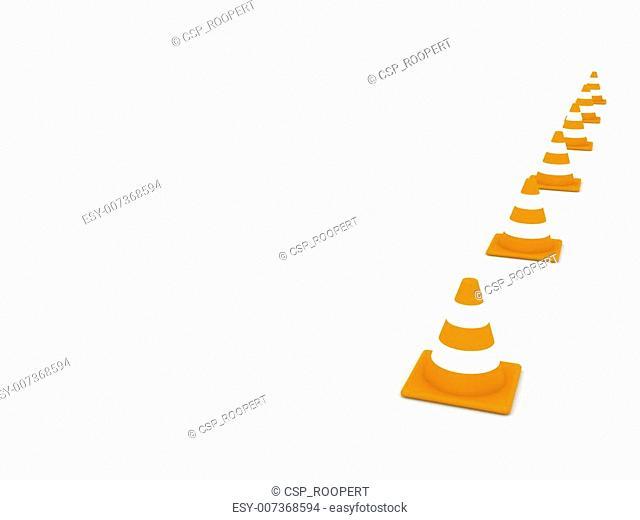 Cones path