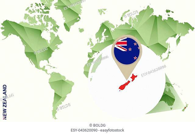 Map Australia And New Zealand.Map Australia New Zealand Stock Photos And Images Age Fotostock