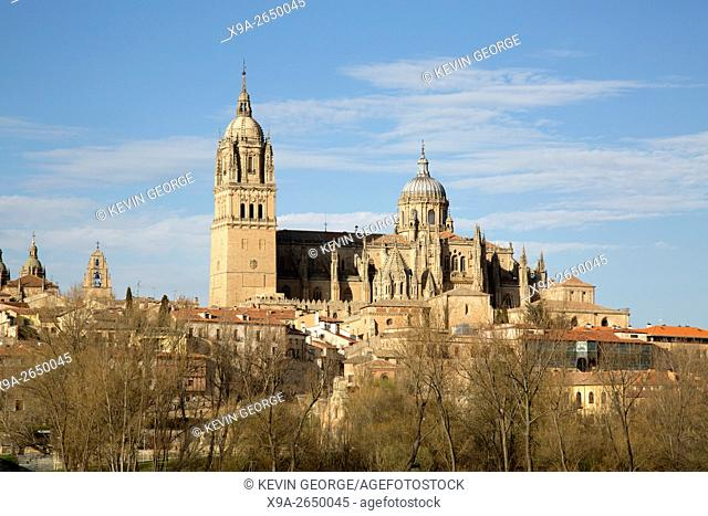 Cathedral Church, Spain, Salamanca, Europe