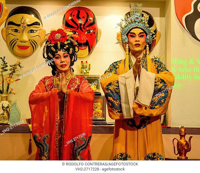 Cantonese Opera in Singapore