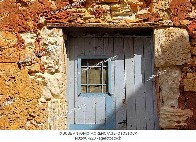 Roussillon. Vaucluse, Provence-Alpes-Côte d'Azur, France