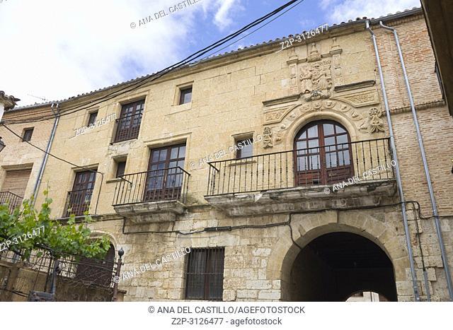 Toro city in Zamora province Castile Leon Spain. Postigo gate
