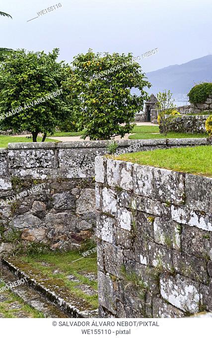 Fort Castro, Vigo, Pontevedra, Galicia, Spain