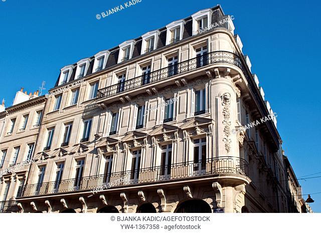 House on Cours de l'Intendance, Bordeaux, France