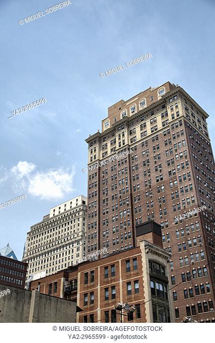 Philadelphia High Rise Buildings - USA