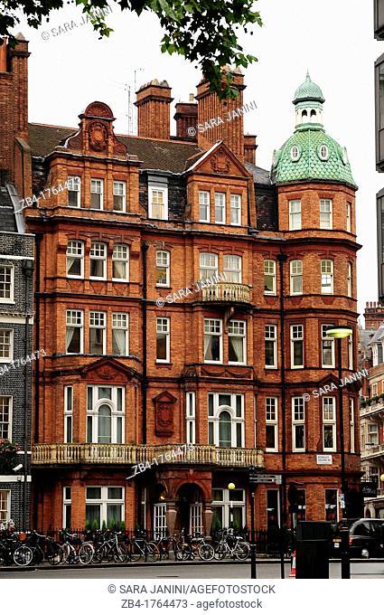 Berkeley Square, Mayfair, London, England, UK, Europe