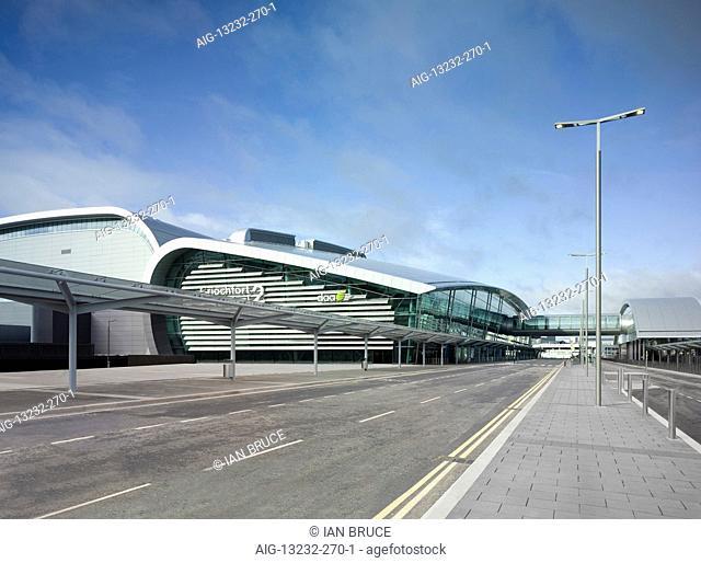 Dublin Airport, Terminal 2