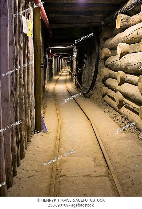 Poland, Wieliczka Salt Mine, World Heritage Site, UNESCO
