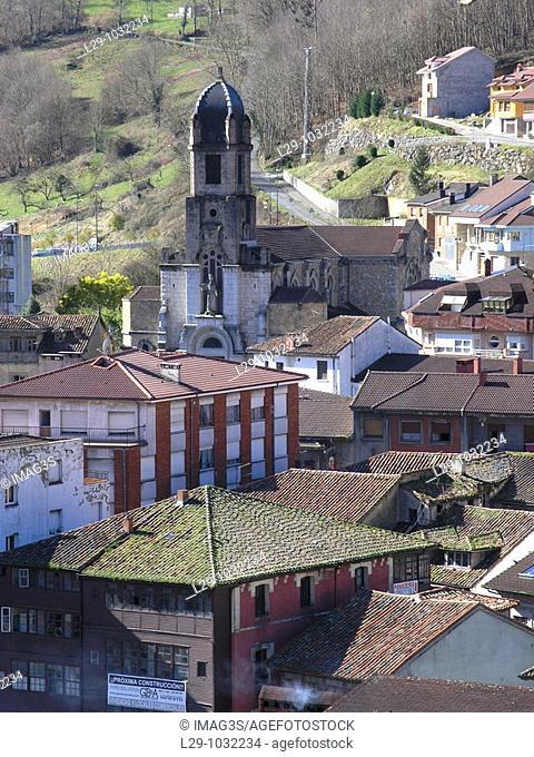 L'Infiestu Infiesto  Piloña municipality, Asturias, Spain
