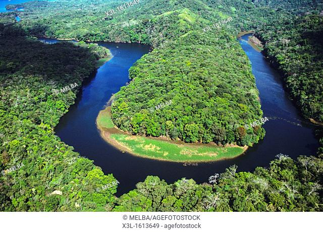 Chagres river  Chagres National Park  Panama