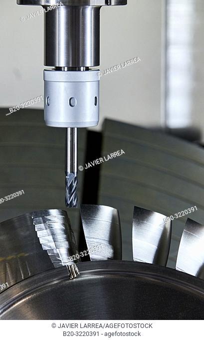 Cutting tools, Machining, Machining Center, CNC, Machine tools, Gipuzkoa, Basque Country, Spain, Europe
