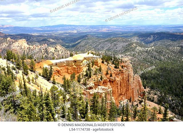 Farview Point Bryce Canyon National Park Utah
