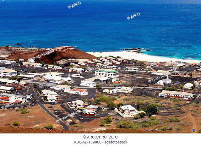 Georgetown, Ascension Island, British overseas territories, South Atlantic