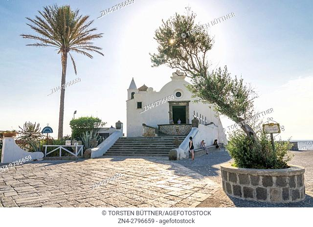 Chiesa del Soccorso (church), Forio, Ischia, Italy