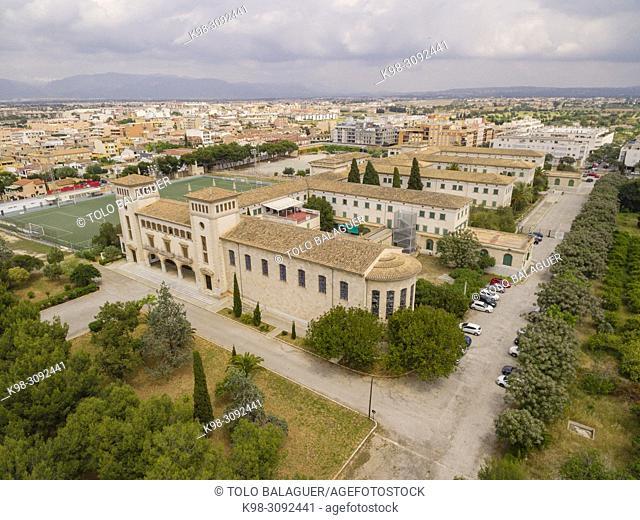 Seminari Nou, ( Seminario de Palma), Palma, Mallorca, balearic islands, Spain