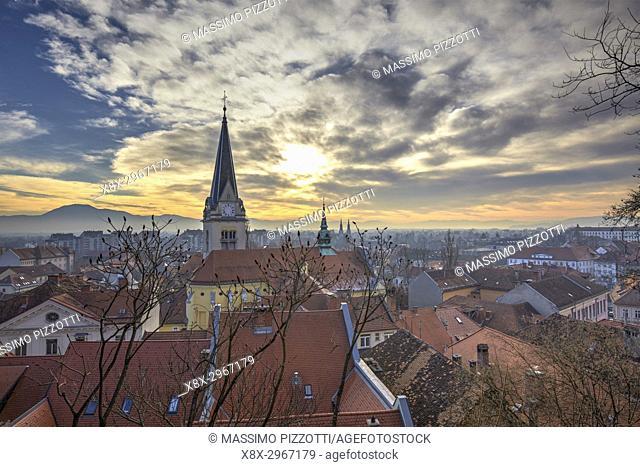 Cityscape, Ljubljana, Republic of Slovenia