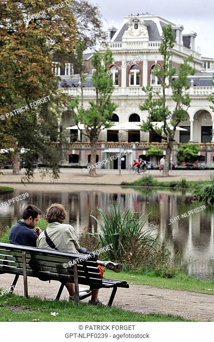 'VONDEL PARK', AMSTERDAM, NETHERLANDS