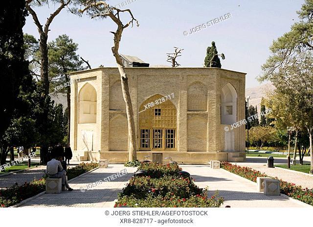 Iran, Shiraz, Jaham nama Garden