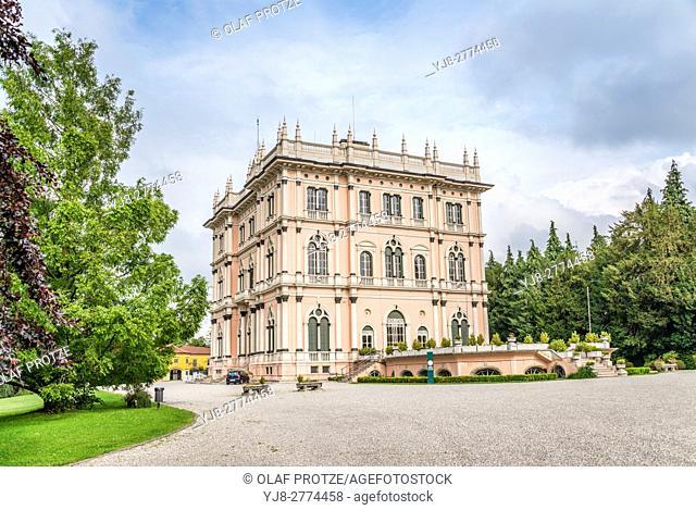 Villa Andrea Ponti, Varese, Italy | Ville Andrea Ponti, Varese, Italien