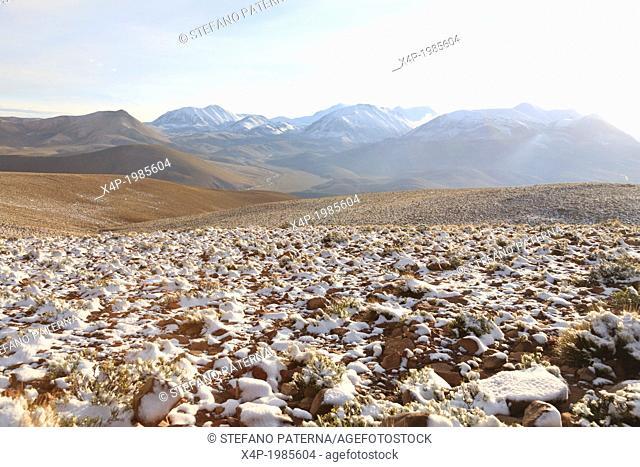 El paso del diablo, Salt Flats Tours, Altiplano, Southwest Bolivia