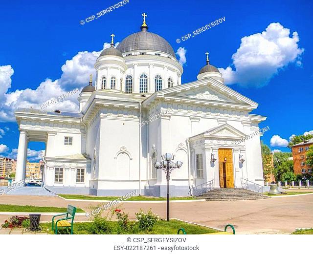 Savior Cathedral Nizhny Novgorod Russia