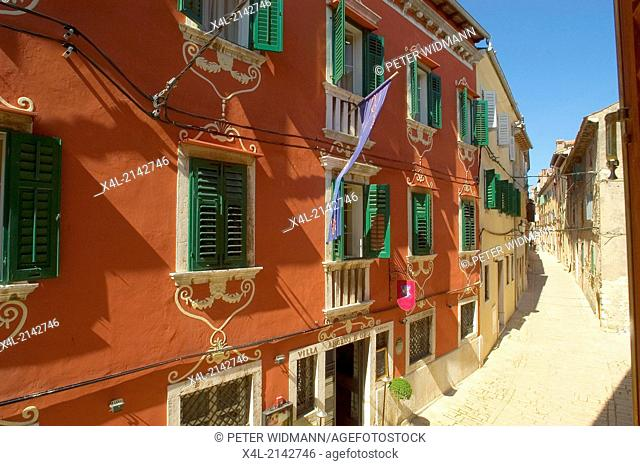 Croatia Istria Rovinj Hotel Angelo d oro