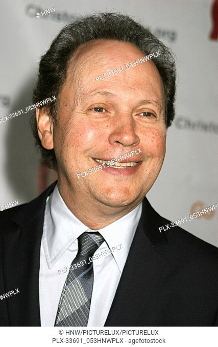 "Billy Crystal  06/06/07 """"Making Magic Happen:The 3rd Los Angeles Gala for Christopher and Dana Reeve Foundation"""" @ Century Plaza Hotel"