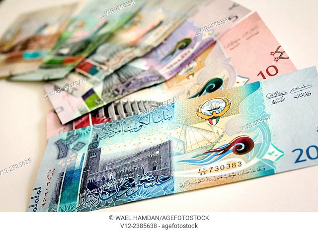 Kuwait new currency