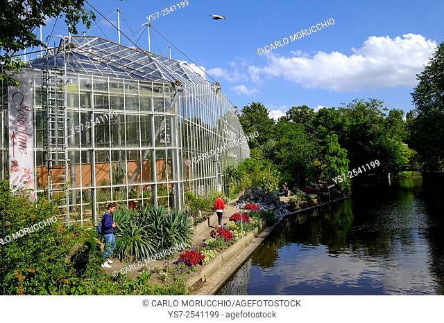 Hortus Botanicus, Botanical Garden, Amsterdam, The Netherlands, Europe