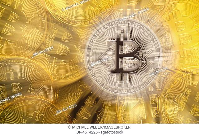 Stock Market Crash Digital Currency Stock Photos And Images Age