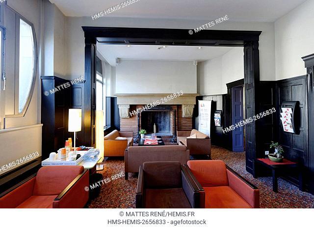 France, Moselle, Metz, Ibis Style hôtel, Avenue Foch