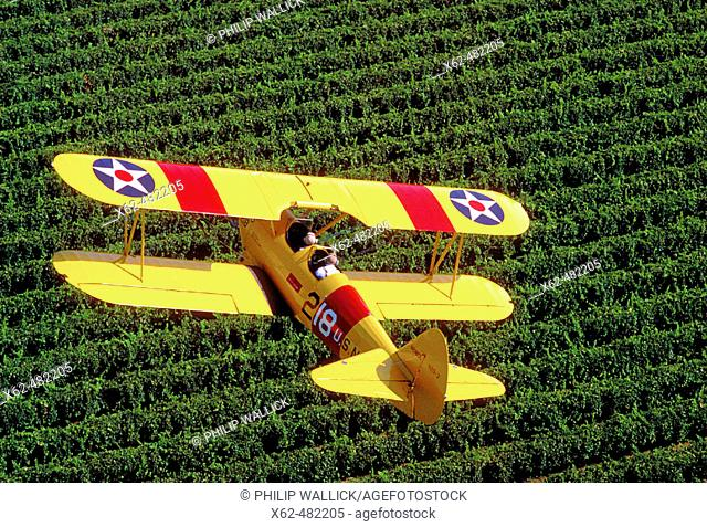 Stearman N2-S trainer