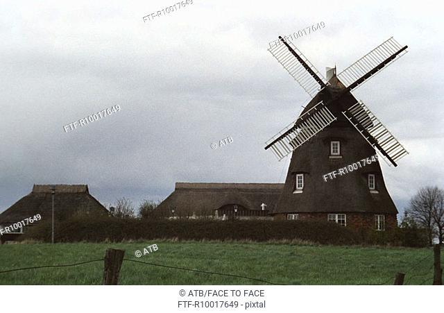 Windmill, Germany