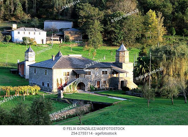 Country House, Lugo, Galicia Spain